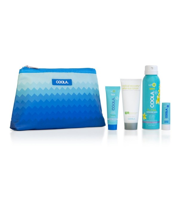 coola sunscreen 4 Piece Organic Sun-care...