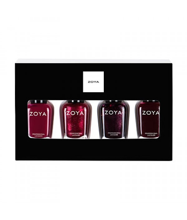 Zoya Nail Polish All Wrapped Up Quad Gif...