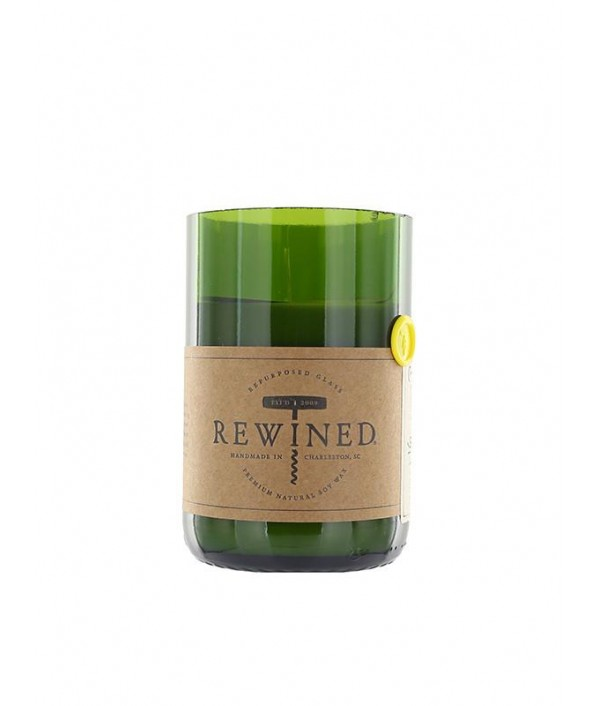 rewined chardonnay soy candle