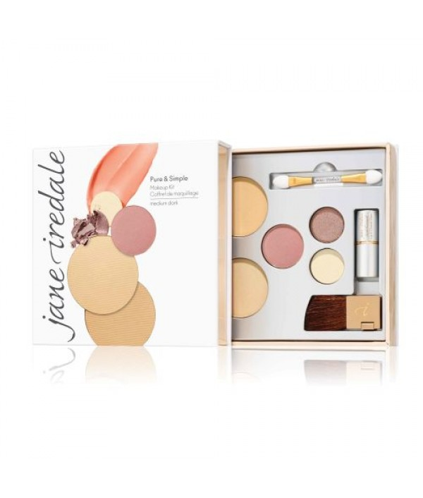 Jane Iredale Pure and Simple Medium Dark...