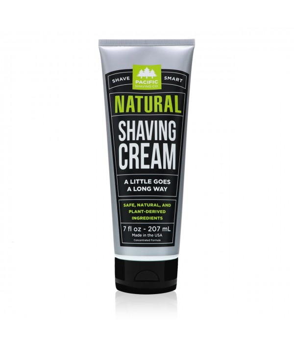 Natural Shaving Cream 7oz
