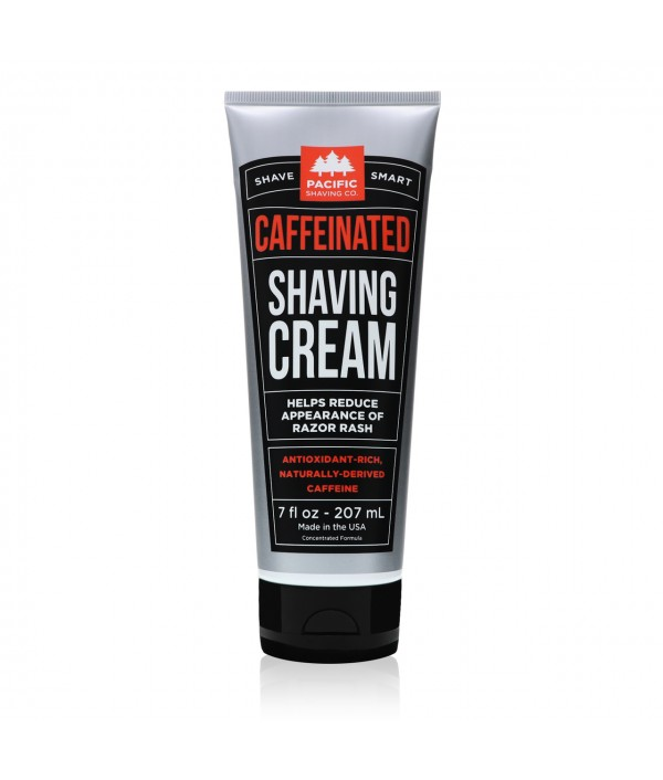 Caffeinated Shaving Cream 7oz