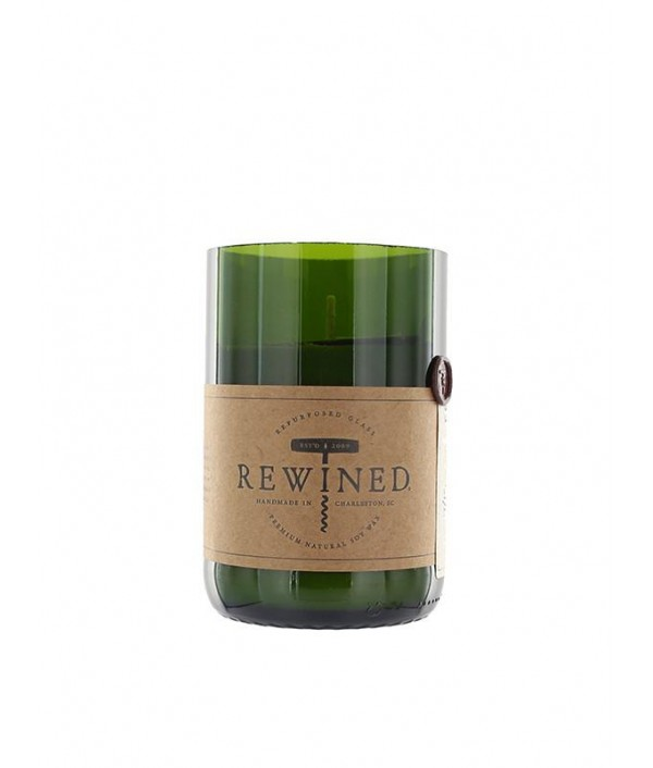 rewined pinot noir soy candle