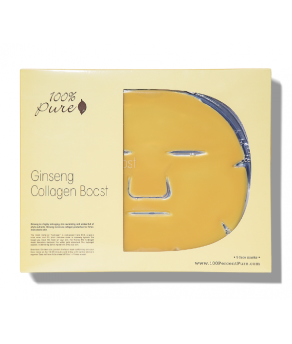 100 percent pure ginseng collagen boost ...
