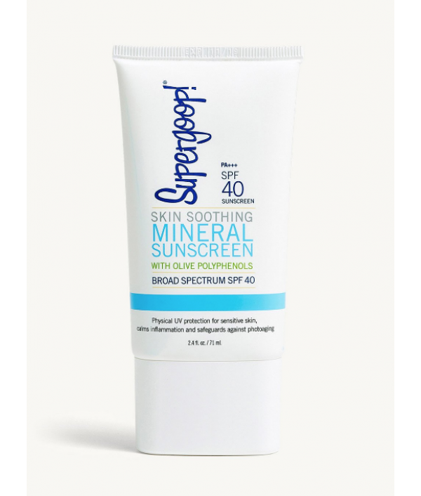 super goop Skin Soothing Mineral Sunscre...