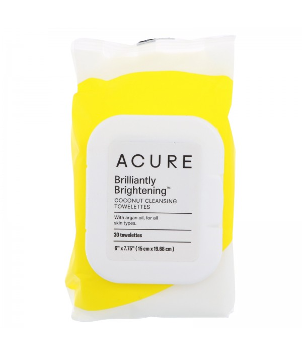 ACURE Brilliantly Brightening Coconut Cl...