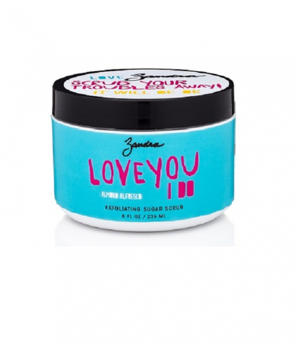 Zandra Almond Alfresco Sugar Scrub