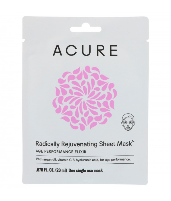 ACURE Radically Rejuvenating Argan Oil +...