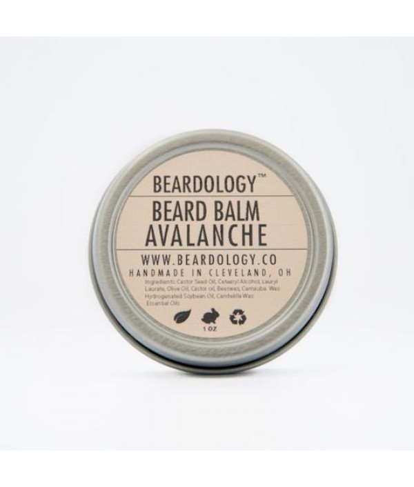 Beardology Avalanche Beard Oil