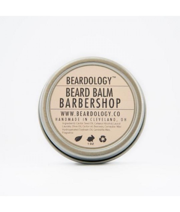 Beardology Barbershop Beard Balm