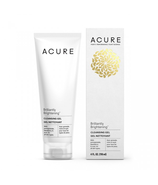 ACURE Brilliantly Brightening Cleansing ...