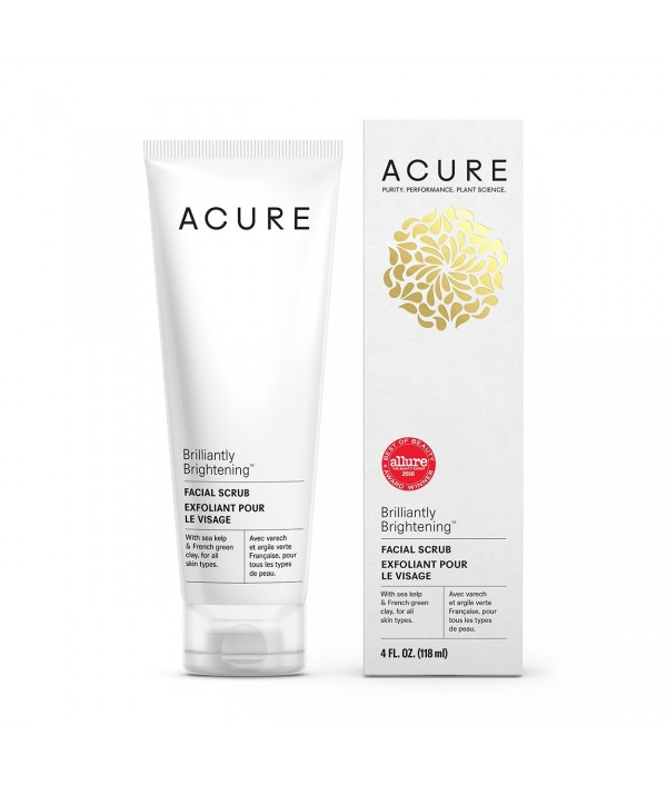 ACURE Brilliantly Brightening Facial Scr...