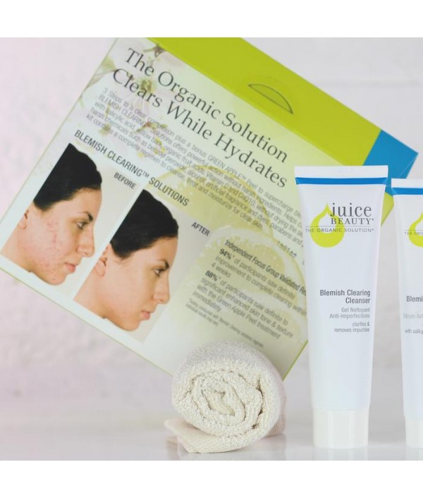 juice beauty blemish clearing solutions kit