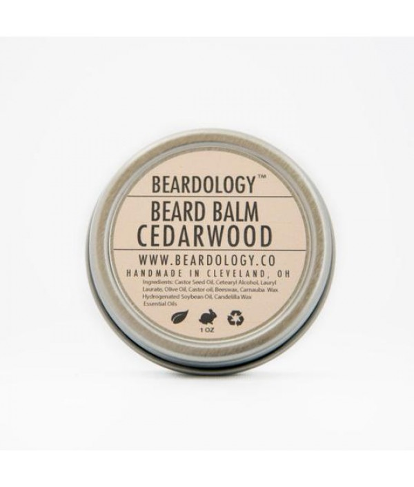 Beardology Cedarwood Beard Balm
