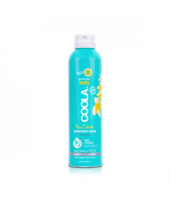 COOLA Piña Colada Sunscreen Spray SPF 3...