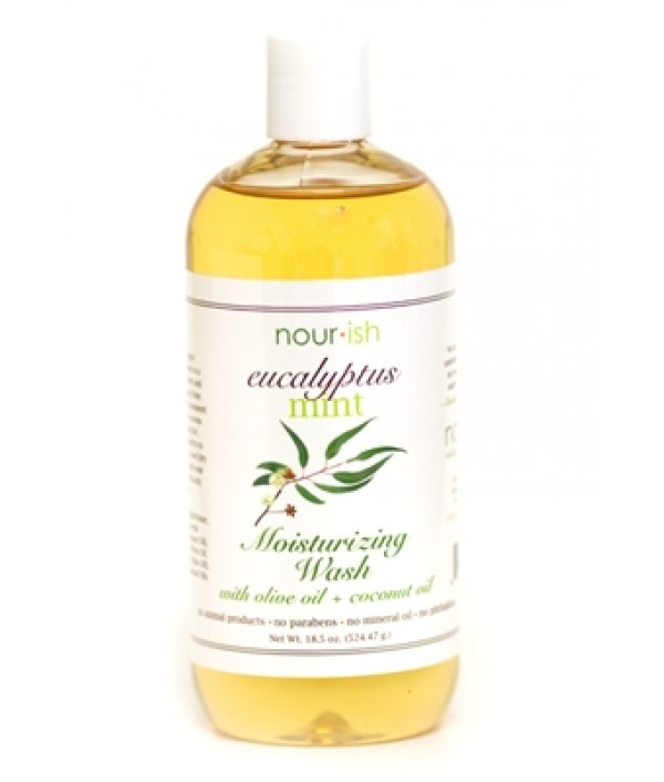 nourish eucalyptus mint moisturizing was...