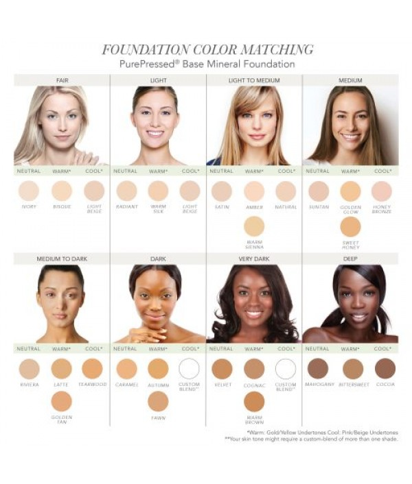jane iredale warm sienna pure pressed base foundation refill