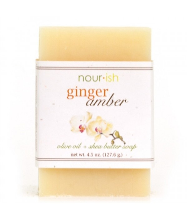 nourish ginger amber olive oil & she...