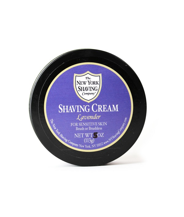 New York Shaving Company Lavender Shavin...