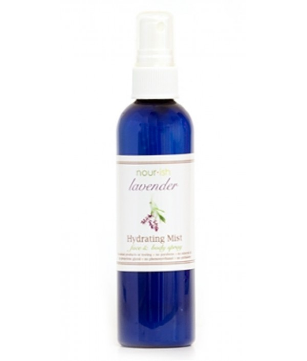 nourish lavender hydrating mist face &am...