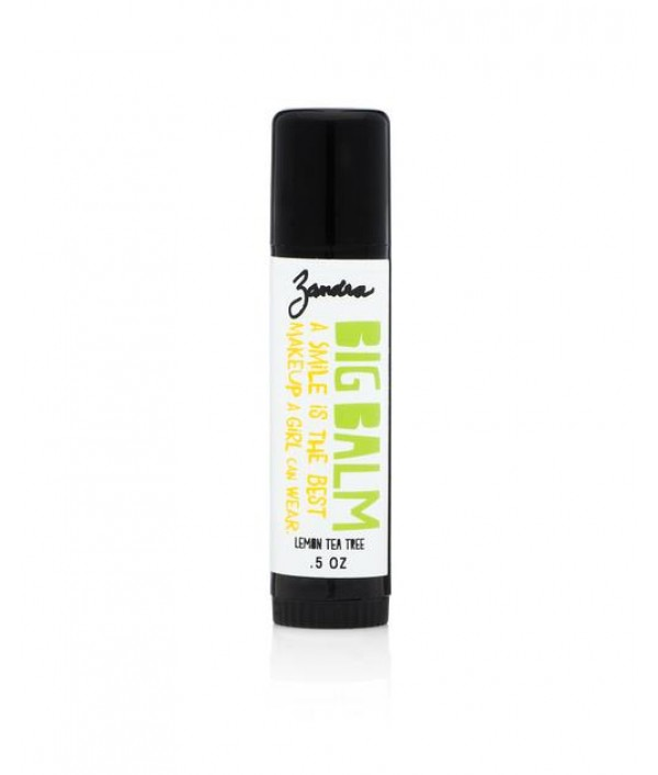 Zandra Lemon Tea Tree Big Balm