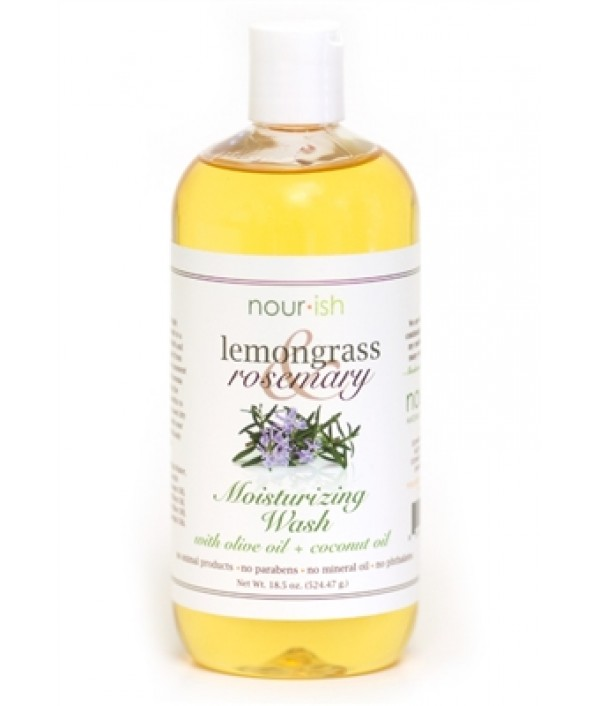 nourish lemongrass rosemary moisturizing...