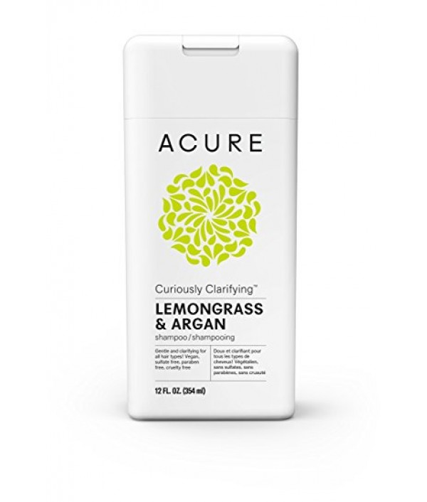 ACURE Curiously Clarifying Lemongrass &a...