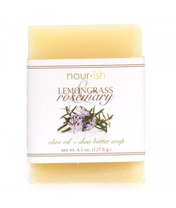 nourish lemongrass & rosemary olive ...