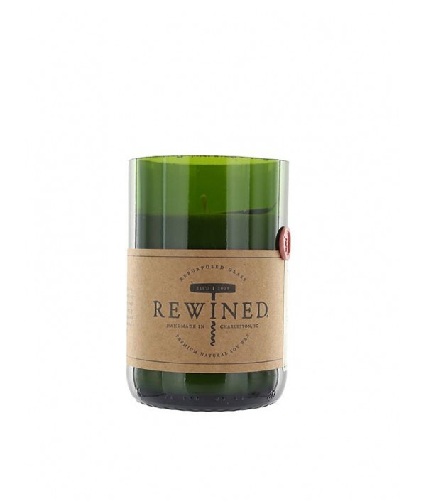 rewined merlot soy candle