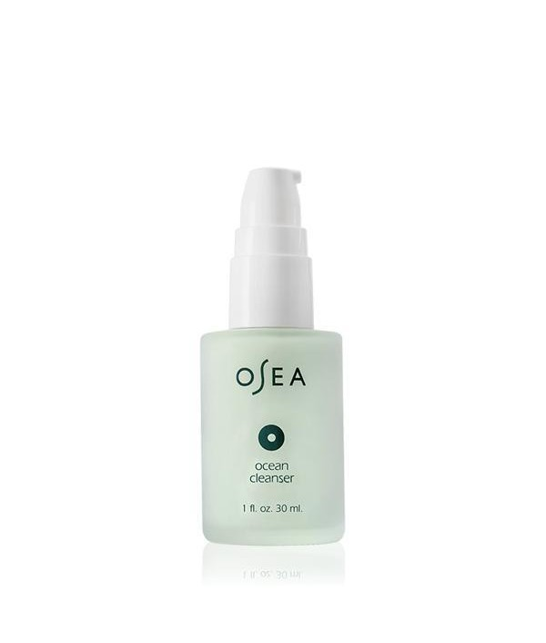 osea ocean cleanser travel size