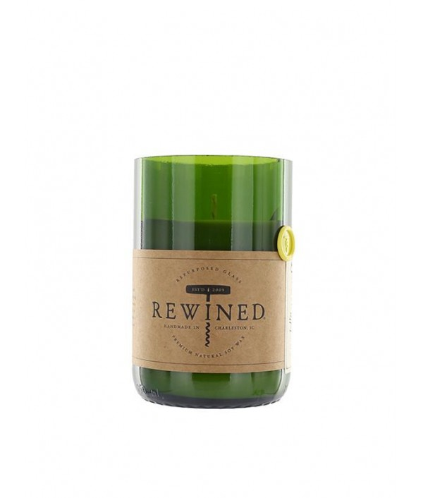 rewined pinot grigio soy candle