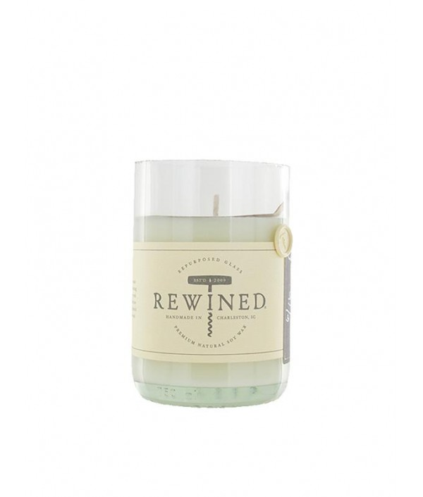 rewined rosé soy candle