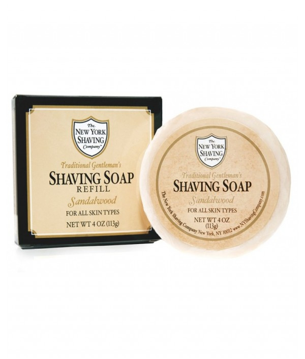 New York Shaving Company Sandalwood Shav...