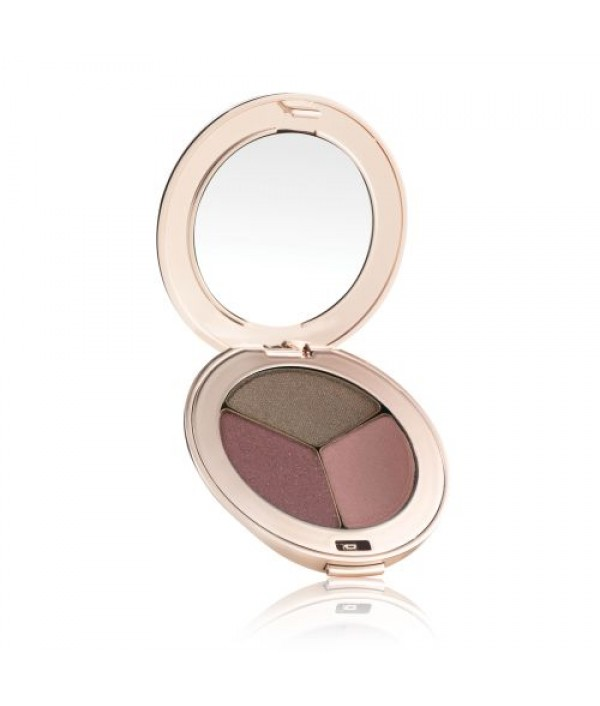 jane iredale eye shadow triple soft kiss