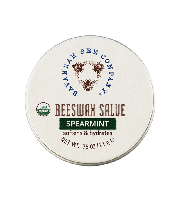 savannah bee beeswax salve