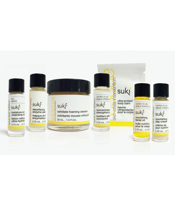 Suki Mini kit for nourishment