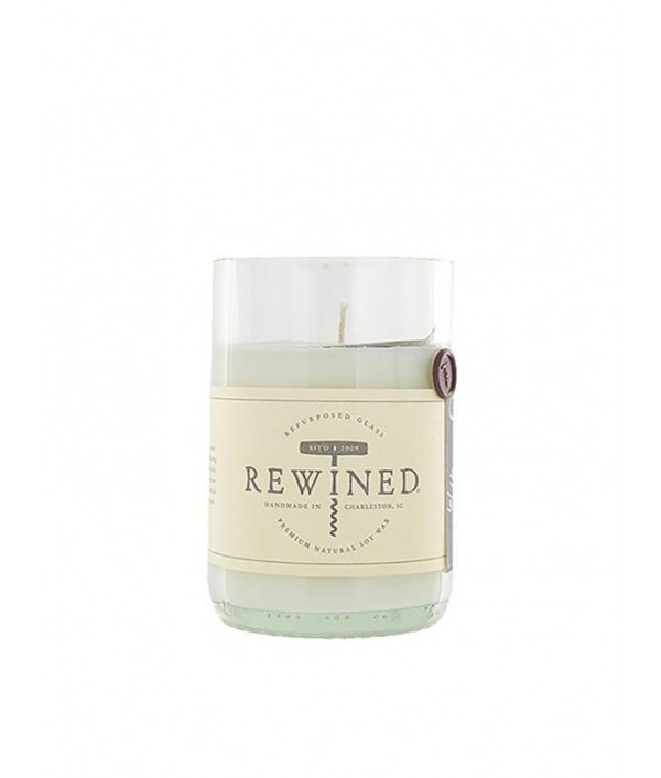 rewined syrah soy candle