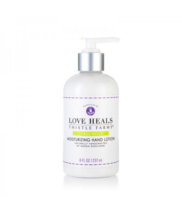 Thistle Farms Citrus Wood Hand Lotion