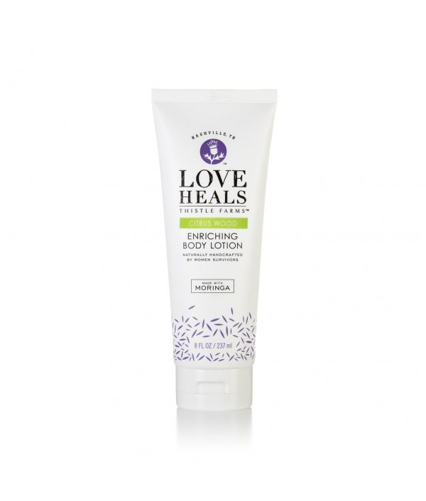 Thistle Farms Citrus Wood Body Lotion 8o...