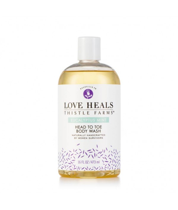 Thistle Farms Eucalyptus Mint Body Wash