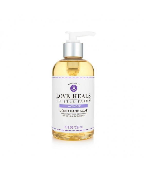 Thistle Farms Lavender Liquid Hand Soap