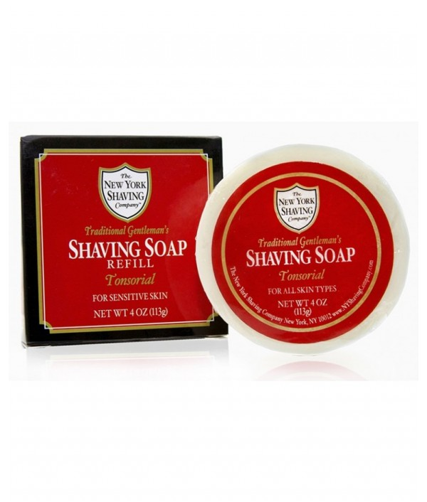 New York Shaving Company Tonsorial Shavi...
