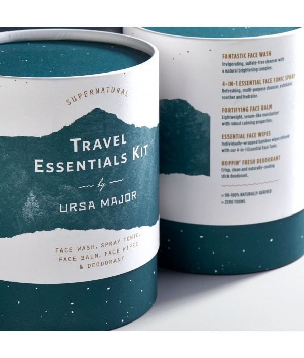 ursa major travel essentials kit