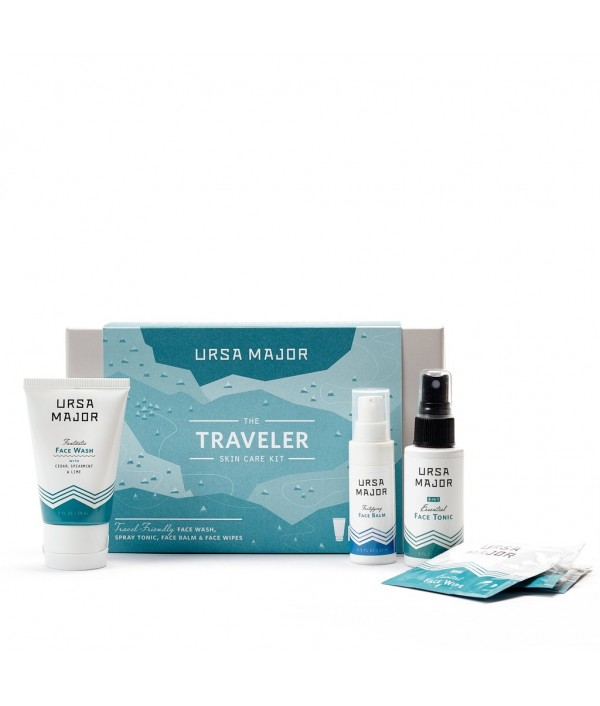 ursa major the travel skincare kit