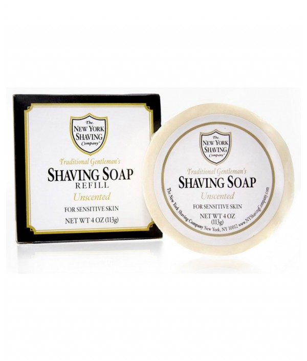 New York Shaving Company Unscented Shavi...